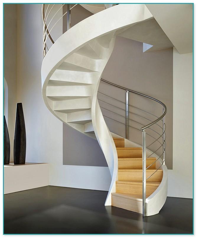 Spiral Staircase No Nails