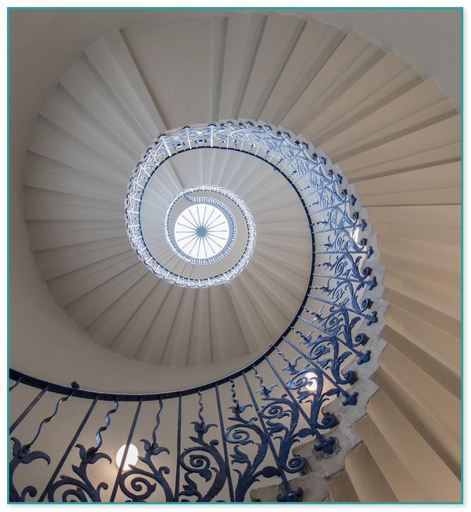 Spiral Staircase Queen's House