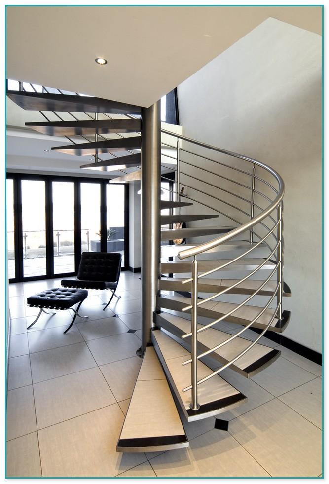 Spiral Staircase Structural Design