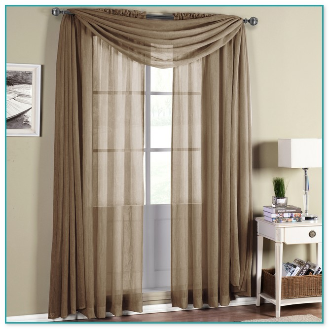 Swag Curtains Home Depot