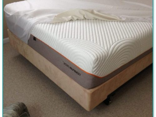 tempurpedic mattress pad queen