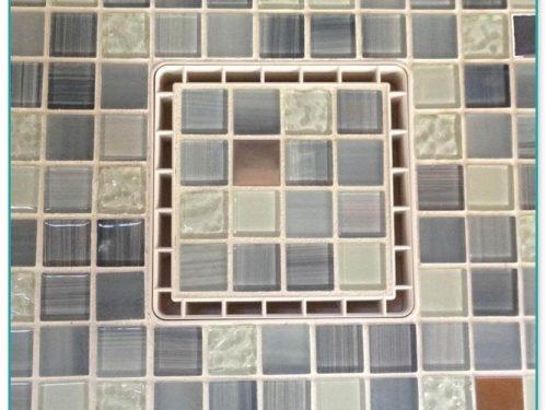 Tile Shower Drain Assembly