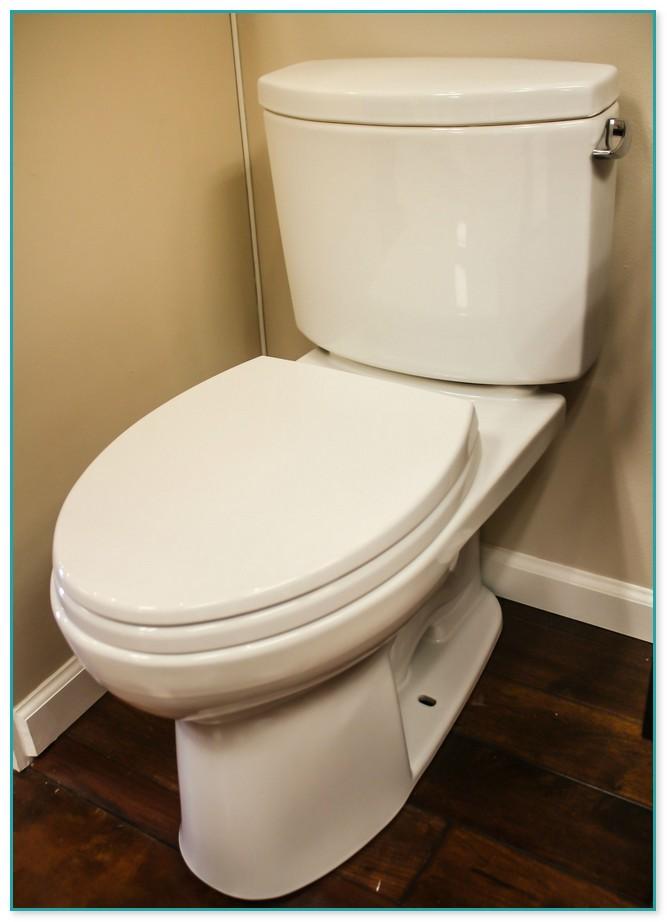 Low Volume Flush Toilets