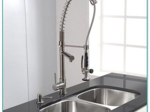 Uberhaus Industrial Kitchen Faucet Reviews