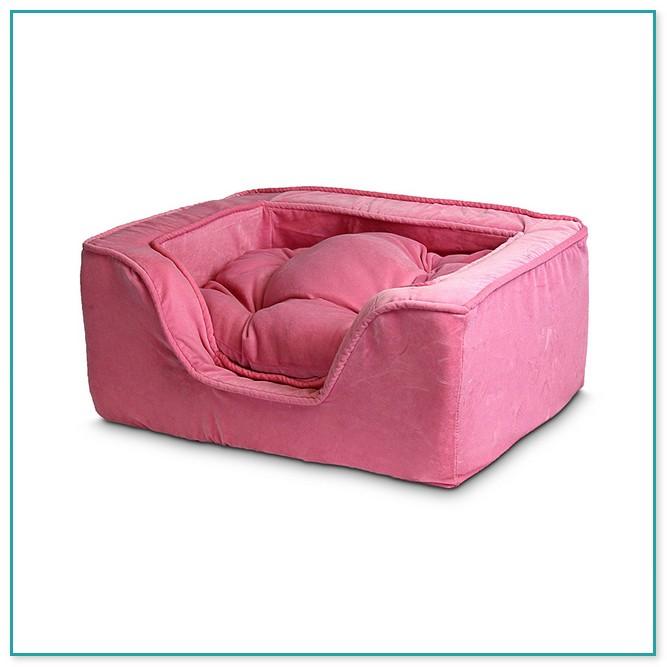 Best Pink Medium Size Dog Bed