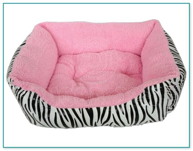 Gorgeous Pink Medium Size Dog Bed