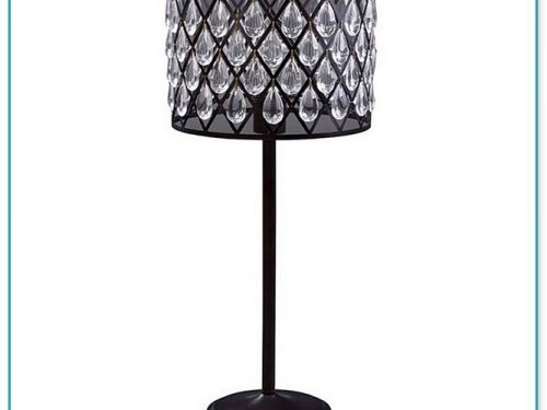 96 lamps with electrical outlets in base