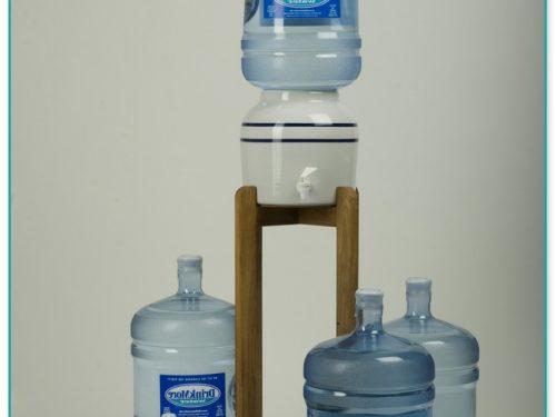 5 Gallon Water Bottle Holder Dispenser