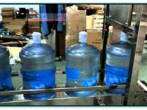 5 Gallon Water Bottles Holder