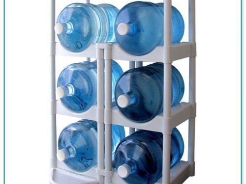 5 Gallon Water Jug Rack