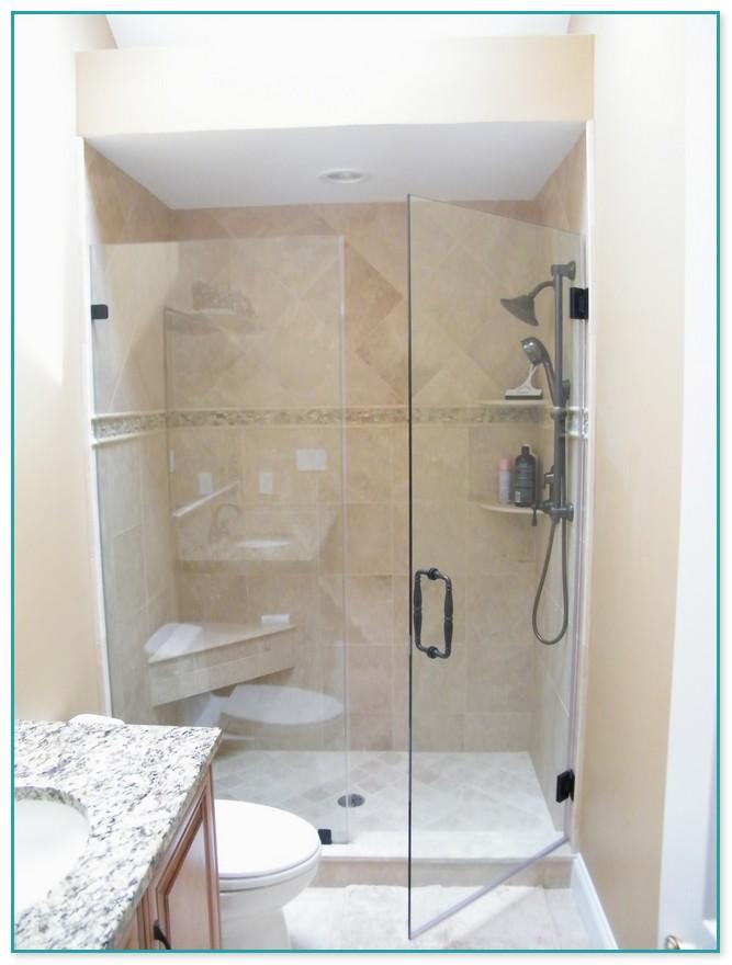 Alternative To Sliding Glass Shower Doors