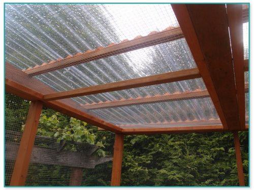 Elegant Corrugated Plastic Greenhouse Panels