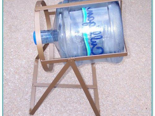 Metal 5 Gallon Water Bottle Holder