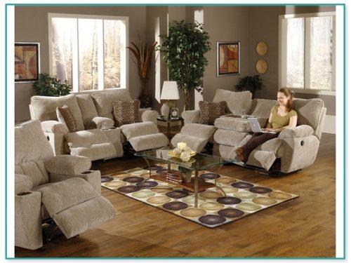 Reclining Sectional Sofa Modern