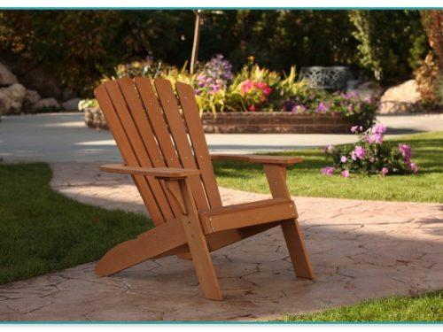 High Adirondack Chair Plans