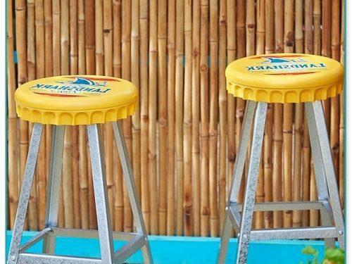 Jimmy Buffett Margaritaville Adirondack Chairs
