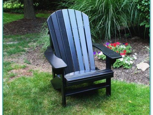 Luxury Green Resin Adirondack Chairs