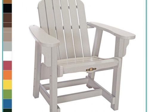 Milk Carton Adirondack Chairs