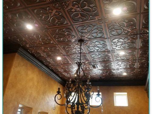 Best Faux Copper Ceiling Tiles