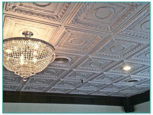 Decorative Drop Ceiling Tiles 2×2